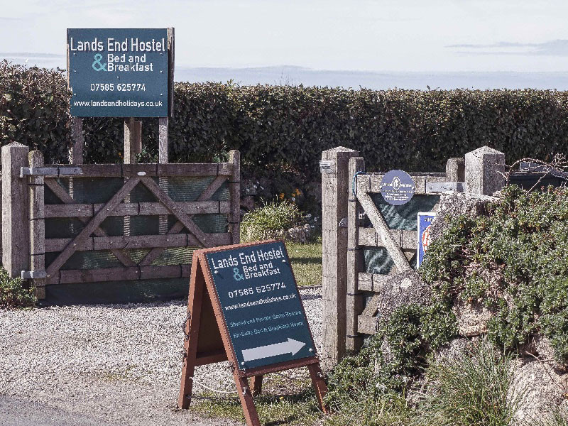 Lands End Hostel